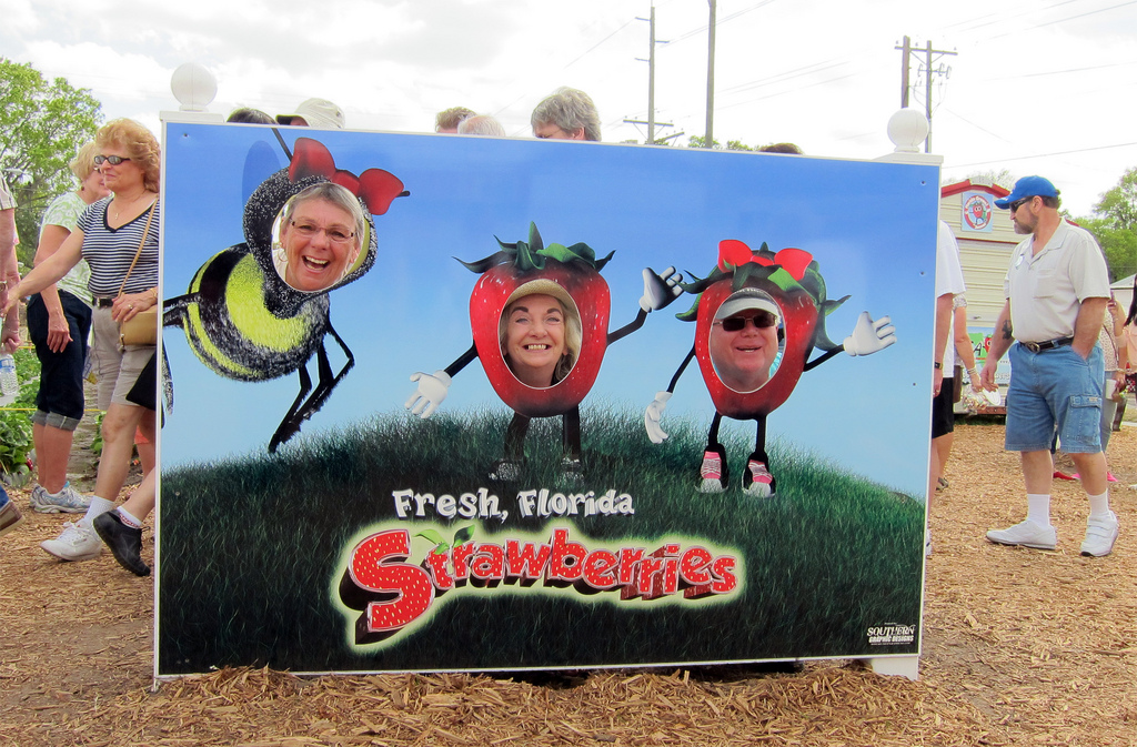 The Strawberry Festival in Florida