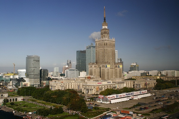 Palace of Culture and Science day