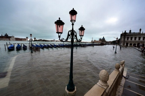 A different image of Venice
