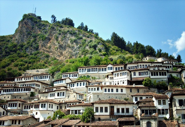 Berat During the day