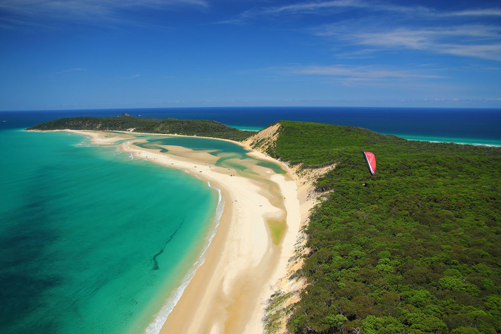 Double Island Point, Queensland, Australia