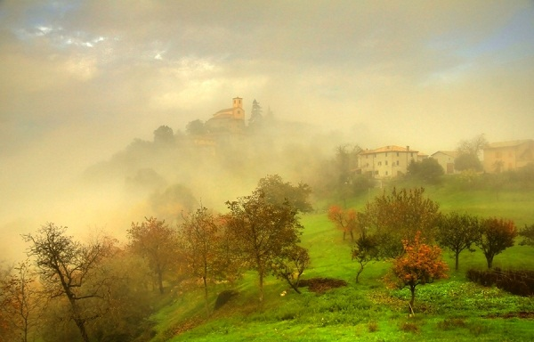 Autumn in Montecorone