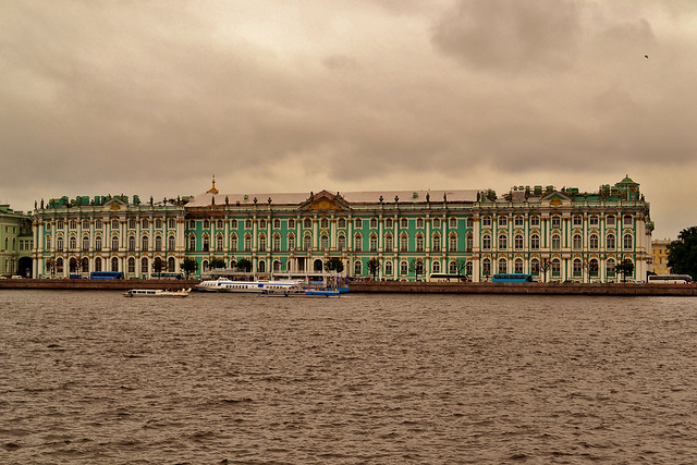The State Hermitage Museum,Saint Petersburg,Russia