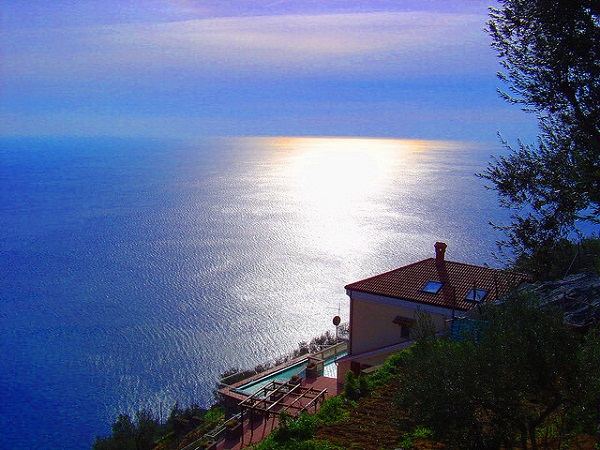 Amalfi Coast Infinite Sea View