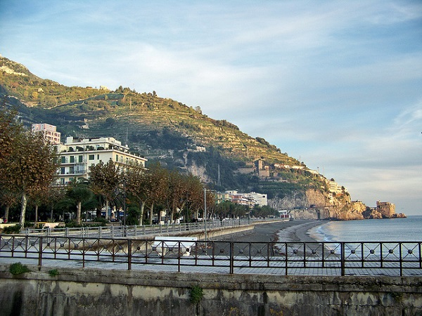 Amalfi Coast in all its beauty