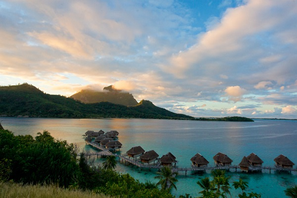 French Polynesia Bora Bora Beauty