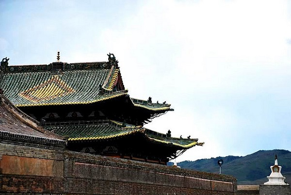 Mongolia Cultural Structures