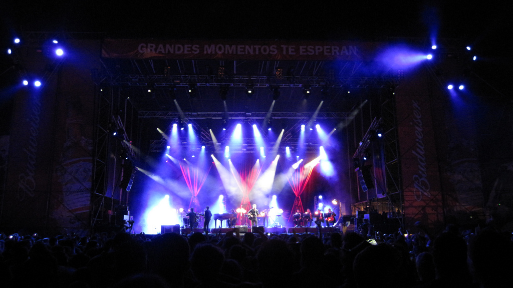 Mando Diao at LowCost Festival