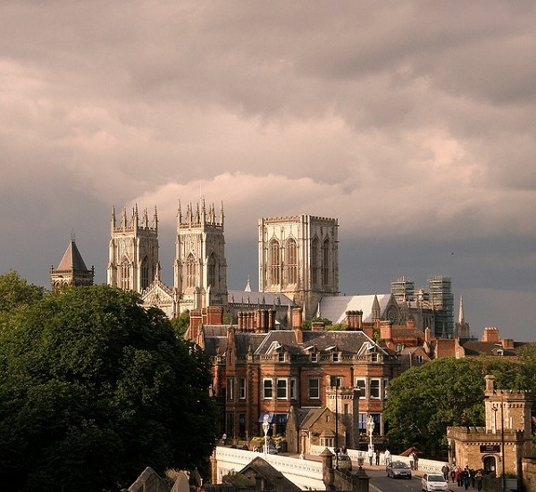 York of England