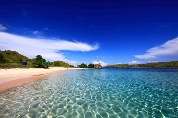 Pink Beach, Komodo, Indonesia2