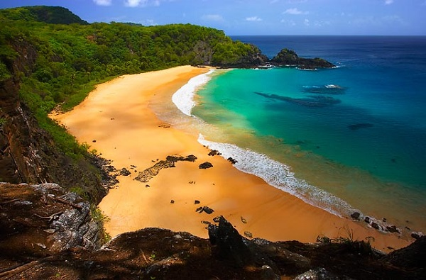 Praia do Sancho, Brazil