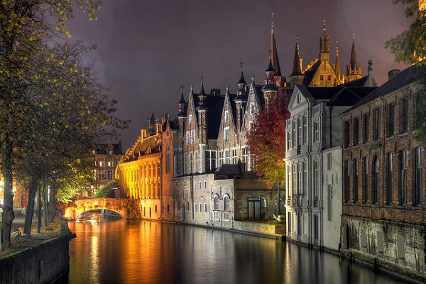 Brujas Canals
